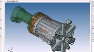 Разные 3D модели - T-FLEX CAD