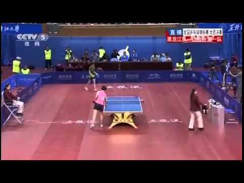 2015 China National Championships WT-Final: Heilongjiang Vs Shanxi [Full games 1&2 / poor quality]