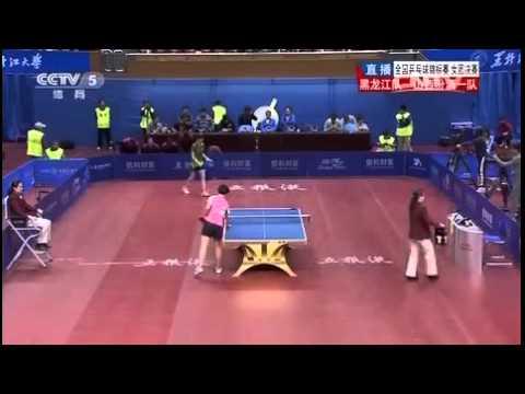2015 China National Championships WT-Final: Heilongjiang Vs Shanxi [Full games 1&2 / poor quality]
