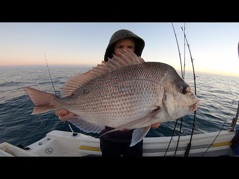 Fishing For Snapper Inshore Perth Western Australia