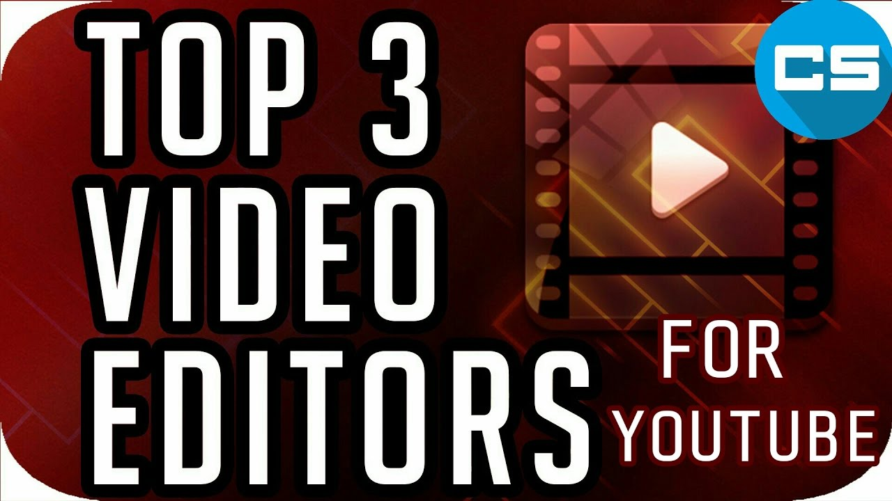 Download Top 3 Best FREE Video Editing Software (2016-2017)