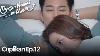 My Girlfriend Is An Alien | Gabungan Cuplikan Ep.12 | 外星女生柴小七 | WeTV 【INDO SUB】