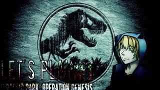 Let's Play / Jurassic Park  Operation Genesis / #1 / สวนสัตว์ล้านปีเปิดแล้วจ้า
