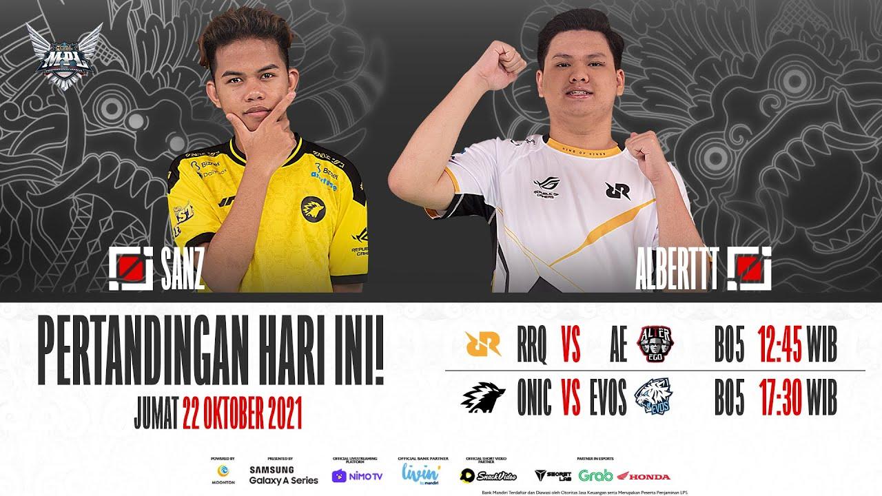 MPL ID S8 Playoffs Bahasa   Playoffs Hari 2 [Bahasa Indonesia]
