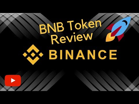 Binance BNB Token REVIEW – should you invest in BNB?