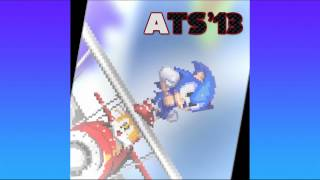 [Sonic ATS: OST] 1-17 - Flight Thrills - For Cyan City Act 2