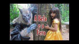 A BELA E A FERA Historinha infantil em português - Beauty and the  Beast video for Kids