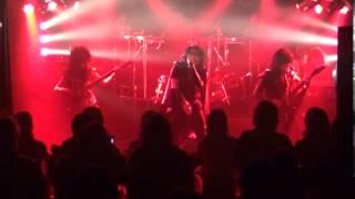 アニメタルUSAのカバーバンド「アニメタルG」の演奏によるTOUCH(タッチ)