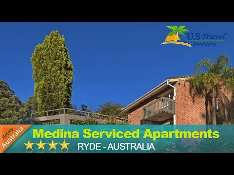 Medina Serviced Apartments North Ryde - Ryde Hotels, Australia