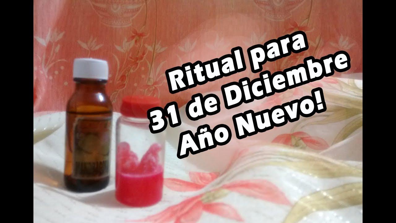 Ritual para el 31 de diciembre a o nuevo youtube for Decoracion 31 de diciembre