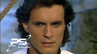 Peter schillings performs 'terra titanic' at the german tv show 'bananas' in 1984. song became first single from peters second album '120 grad'. to ...