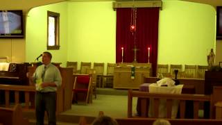 "SERMON from 6-16-13: ""Open Outcry"" Part 2"