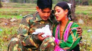 Je Tu Chalya Fauji Naukara - Sad Himachali Video Song - Ik Joda Soote Da- Mohana