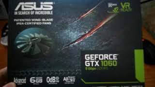 Asus GTX 1060 6g 9gbps Майнинг новичка zcash.flypool. сентябрь 2017
