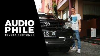 MODIFIKASI MOBIL : NS Audiophile Enthusiastic - Toyota Fortuner