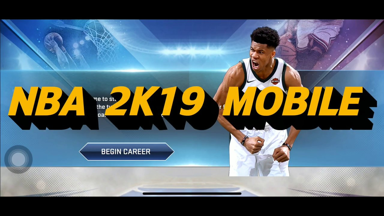 NBA 2K19 for mobile' review: Champion-caliber experience - revü