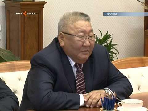 Егор Борисов попросил министра транспорта РФ взять под жесткий контроль строительство ЖД