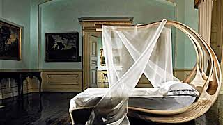 Elegant Canopy Bed By Joseph Walsh