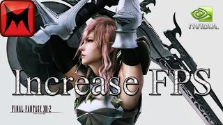 Final Fantasy XIII-2 13-2 PC Steam How to Fix Framedrops and Performance Issues on Nvidia Cards