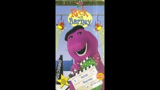 Barney - Rock With Barney (1996 VHS Rip)
