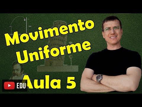Movimento Uniforme II - Ultrapassagens e Encontros - CINEMÁTICA - Aula 5 - Prof. Marcelo Boaro