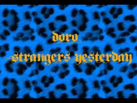 DORO- Strangers Yesterday.wmv mp3
