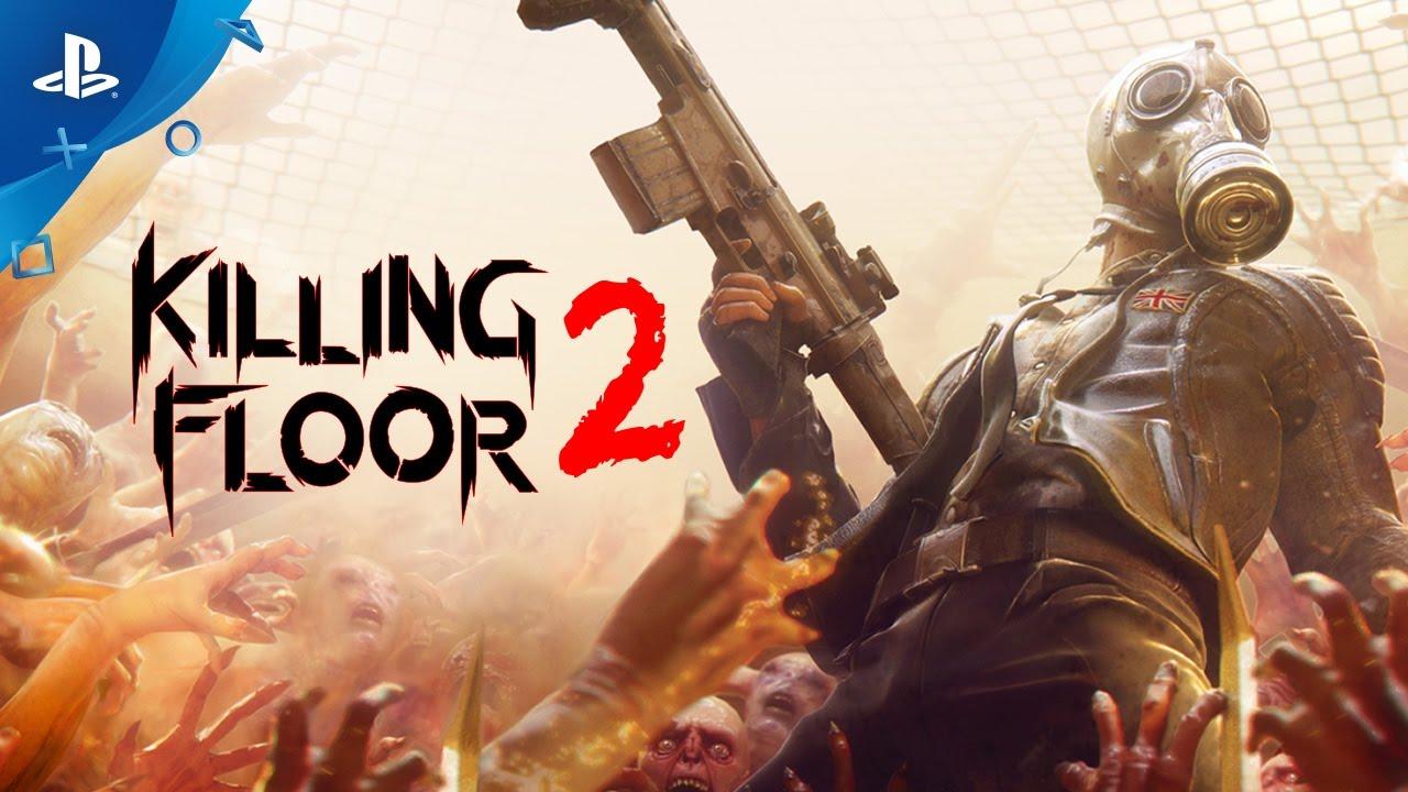 Killing Floor 2 PS4 servers not working