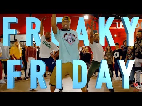 """Lil Dicky Feat. Chris Brown - """"Freaky Friday"""" 