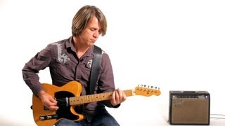 how to play boogie rhythm patterns | country guitar