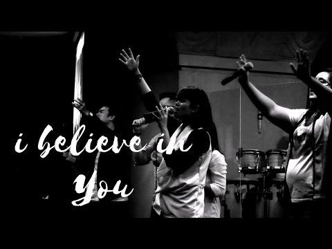 Eka Daniel - I Believe in You (feat Widia from Symphony Worship)