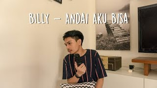 Gambar cover Andai Aku Bisa - Billy Joe Ava | Chrisye  ( Cover )