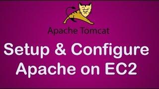 Setup & configure Tomcat on EC2 instance   Tomcat server setup