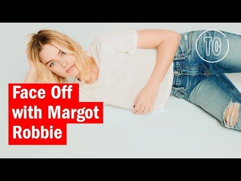 Face Off with Margot Robbie | Time Out New York
