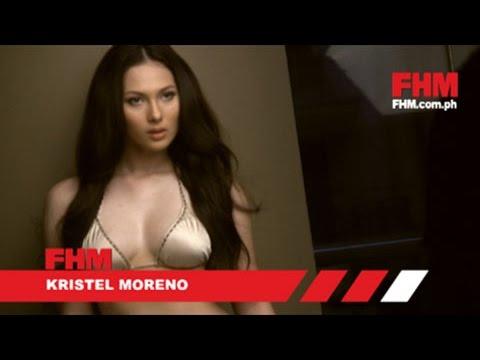 Kristel Moreno - FHM April 2010 Cover girl