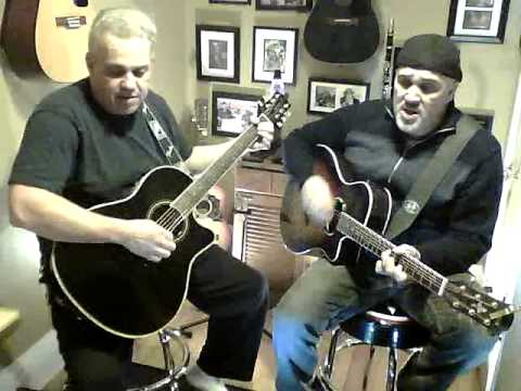 My Maria  Brooks and Dunn  B. W. Stevenson Cover by the Miller Brothers