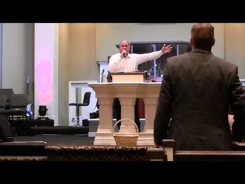 Gordon Poe Preaching clip
