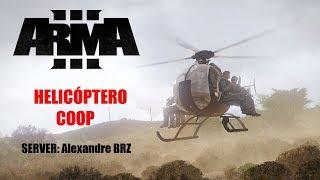 ARMA3#15 COOP. SERVER ALEXANDRE BRZ