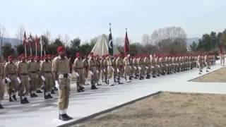 AMC Passing Out Prade  By Mudasir Khan 02