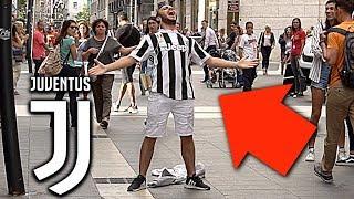 """URLO """"FORZA JUVE"""" A NAPOLI!!! RUOTA DELLE PENITENZE CON NIGERIA 1-2 ARGENTINA #3ACTION"""
