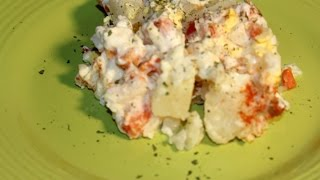 How To Make Real Jamaican Potato Salad Recipe 2014