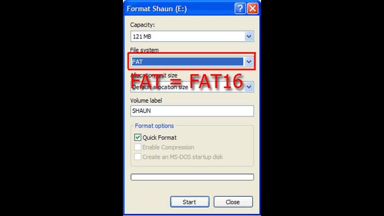 sd card formatter fat32 windows 10