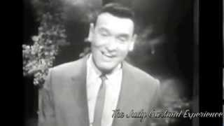 FRANKIE LAINE sings That's My Desire on closed circuit television broadcast