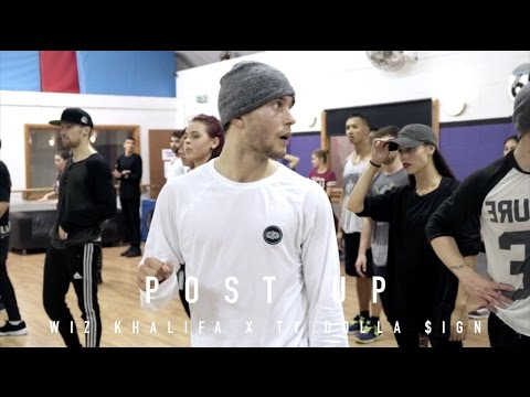 Tobias Ellehammer Choreography / Post Up (Chef...