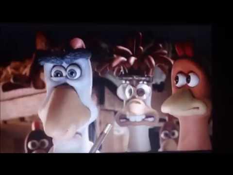 All Chicken Run (2006) Bonus Features: Part 1