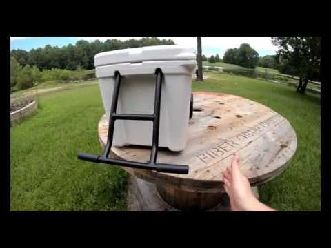 Yeti Folding Chair Med Lift Tundra Haul Review And First Impressions Youtube