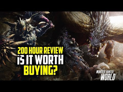 ✔️ Is Monster Hunter: World Worth Buying? 200 Hour Review - Worth It for Newcomers? PS4 Pro thumbnail