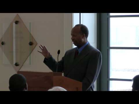 Rev. Charles Sherrod Delivers Keynote Address at Race and Law Conference
