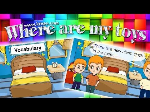 ภาษาอังกฤษ ป.3 - Where are my toys [7/38]