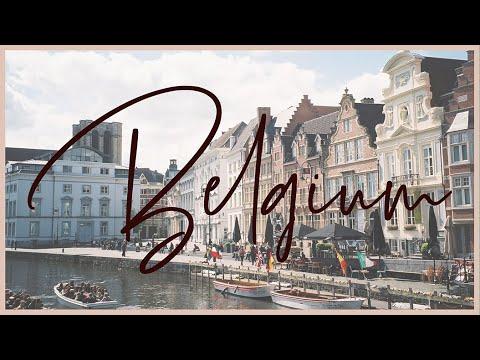 Belgium | travel vlog #6