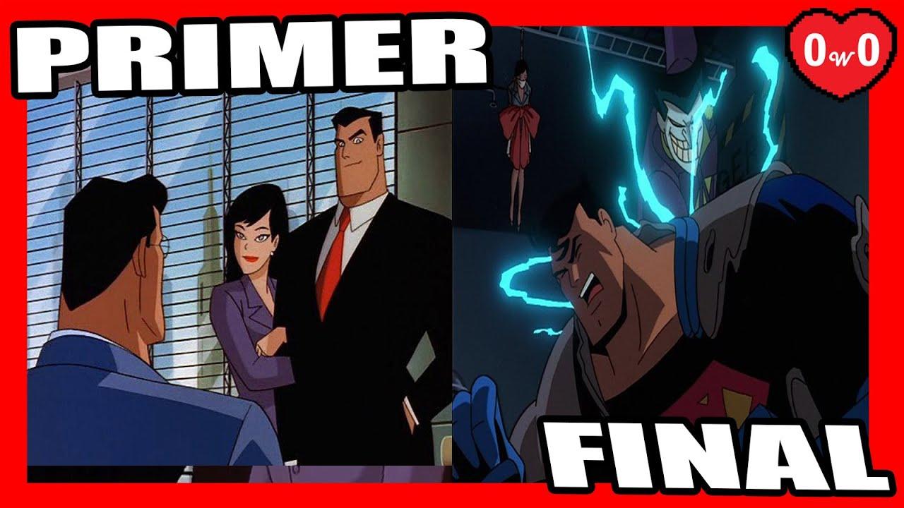 CUANDO SUPERMAN FUE FRIENDZONEADO POR BATMAN